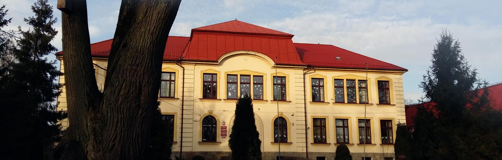 Budynek ośrodka